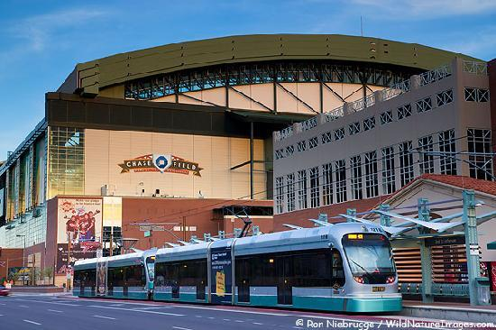 Light rail expansion into South Phoenix will ease commute for Laveen residents.