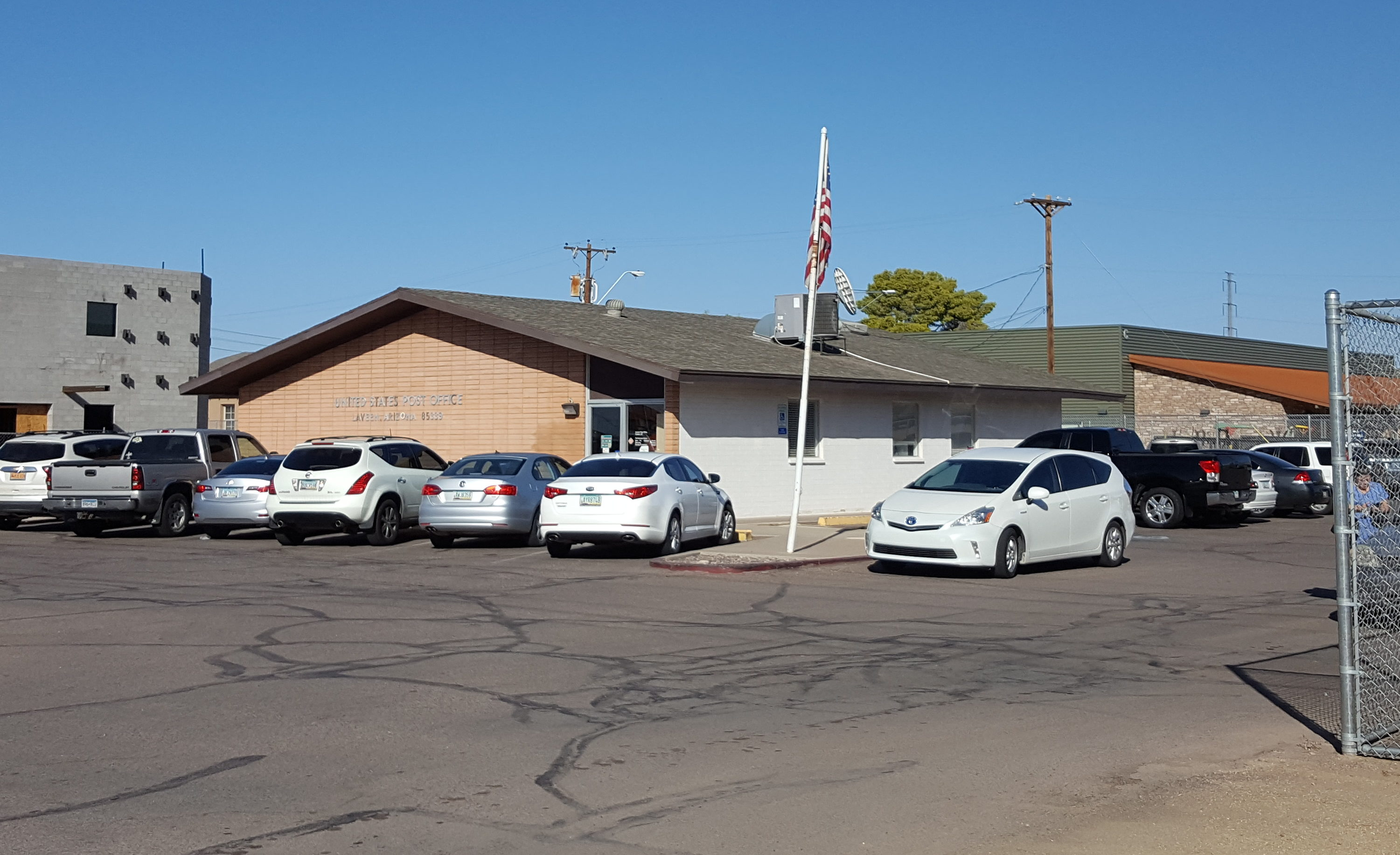 Laveen Post Office 1