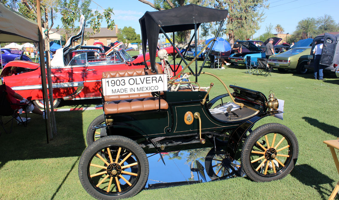 Laveen Lions Heritage Car show 1