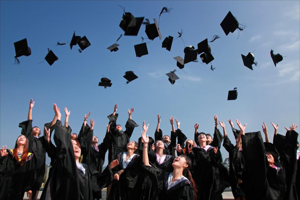 Phoenix Union announces graduation schedule. (PHOTO by Dreamstime)