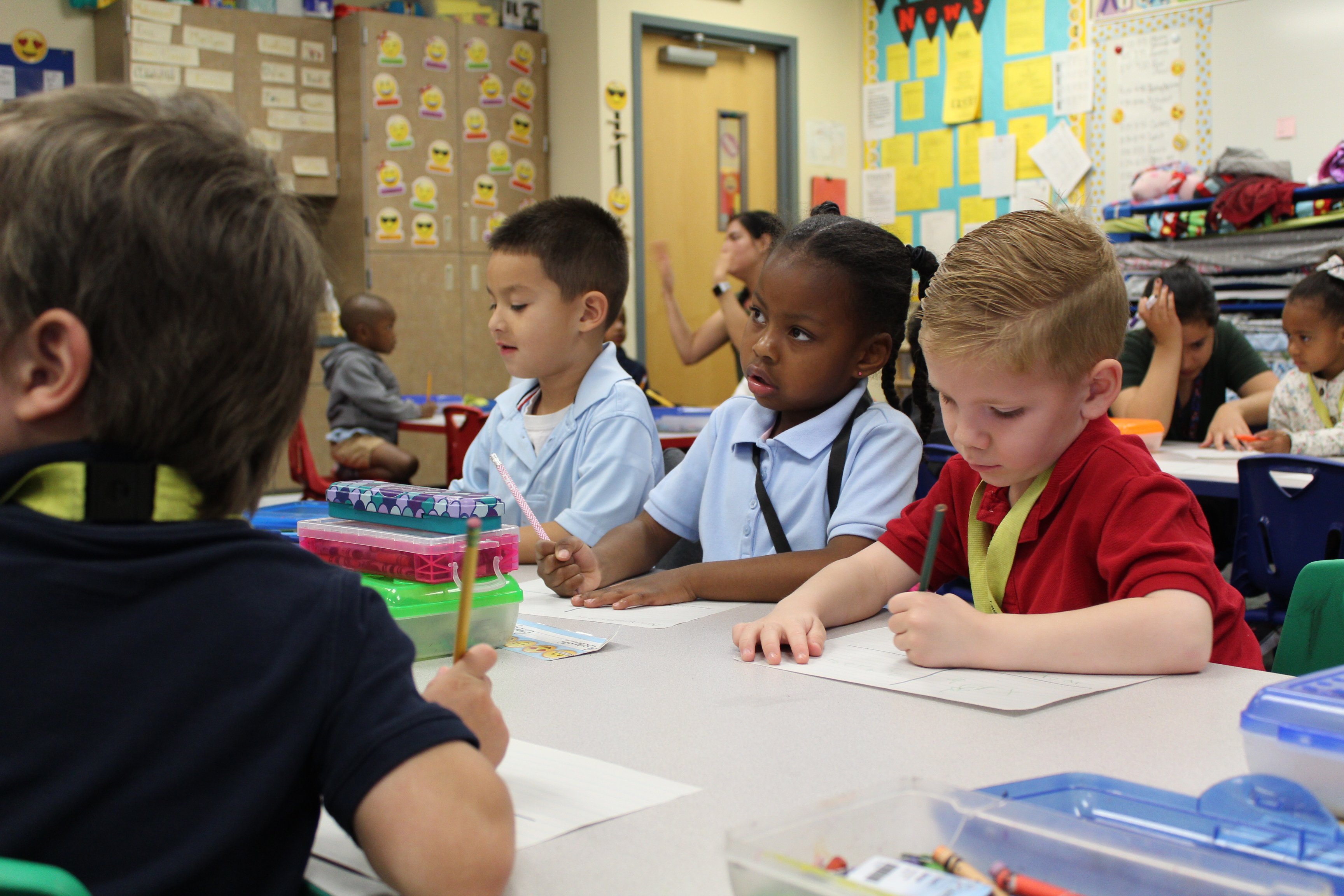 The Laveen Elementary School District is expanding its preschool program with a third location, which will open in Fall 2019 at Vista del Sur. (Photo Courtesy of Laveen Elementary School District)