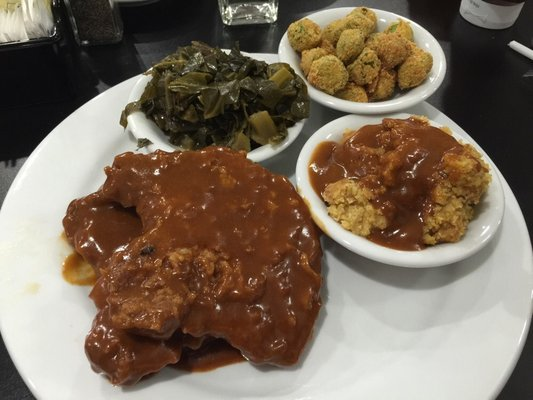 Soul food restaurant Charlie Mae's serves up down-home goodness in Laveen Village.