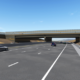 South Mountain Freeway official opens Dec. 21, 2019. Rendering shows area near Dobbins Road in Laveen, AZ.
