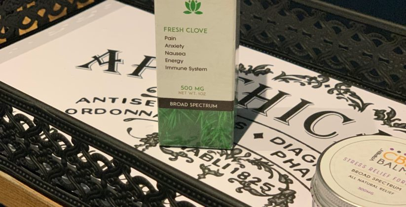Certification Center sells CBD products, and provides CBD medical card certification.