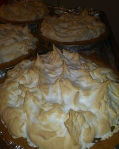 PIes from Amadio Ranch in Laveen Village