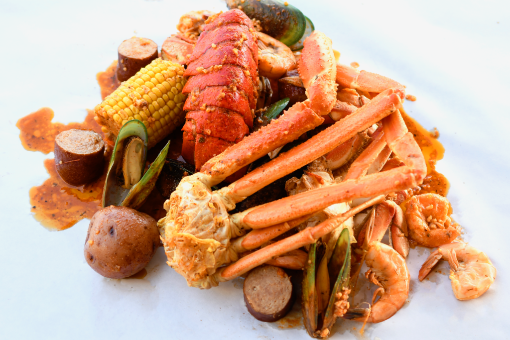 Angry Crab Shack, a locally owned restaurant group based in Mesa, opens in Laveen.