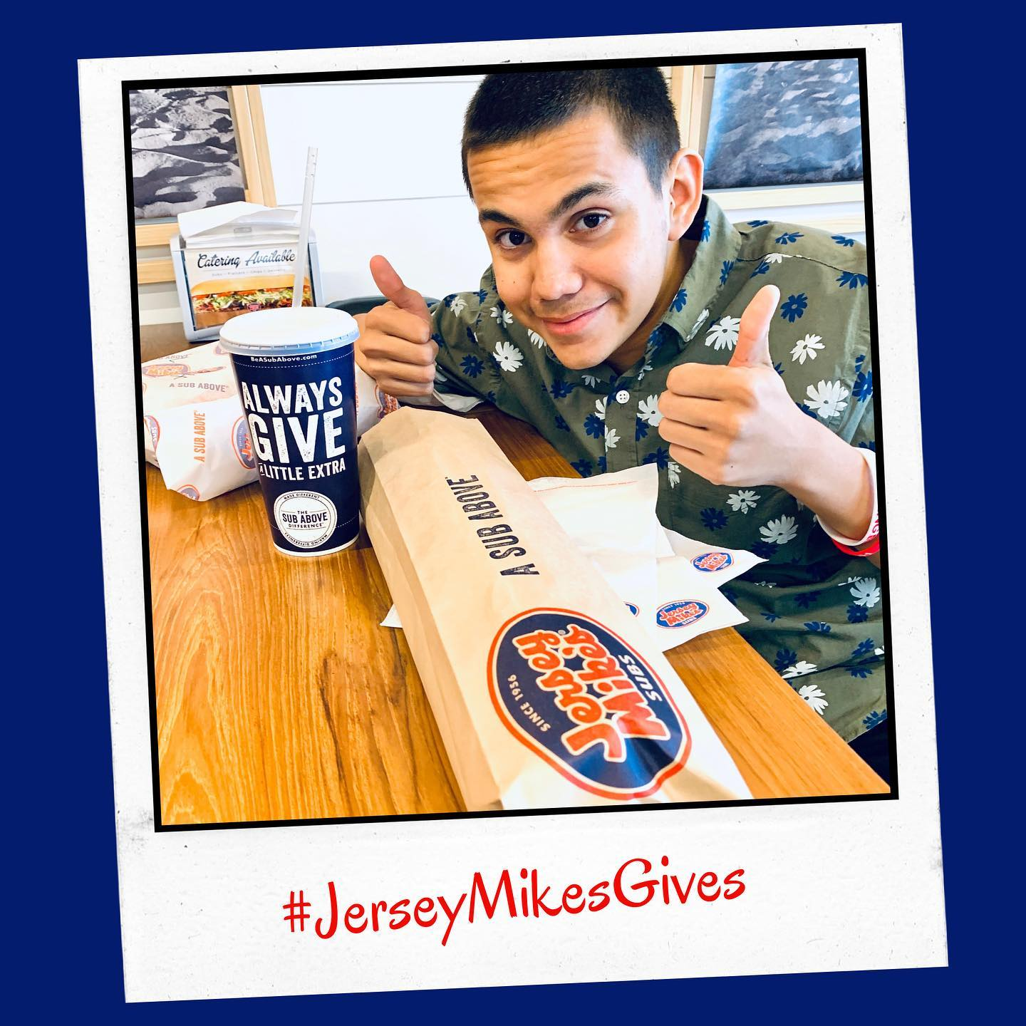 Jersey MIke's in Laveen joins others in fundraising for Phoenix Children's Hospital.